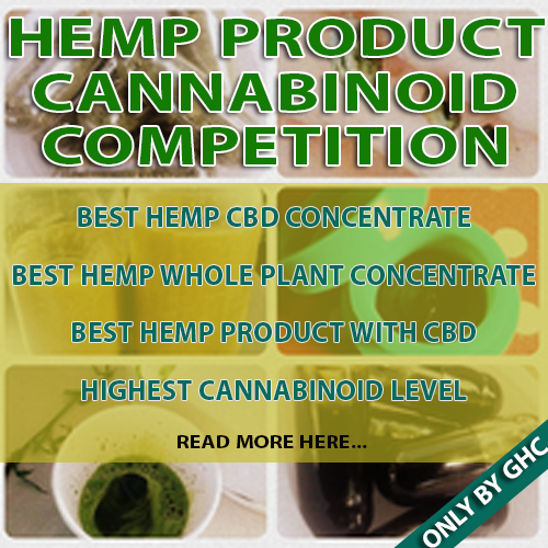 Hemp Prodcut Competition