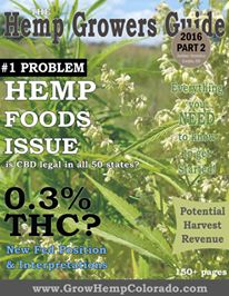 Hemp Growers Guide Part 2