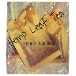 Hemp Leaf Tea - Tea Bags